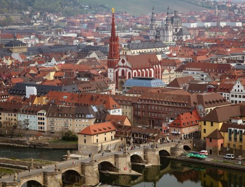 Stadtgeographie Würzburg – Ausflug der Klasse 5c