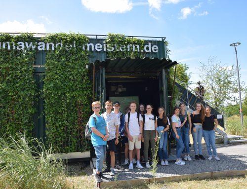 Besuch der Ausstellung KLIMA-UMWELT-ENERGIE