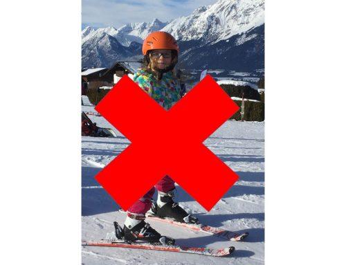 Skilager abgesagt