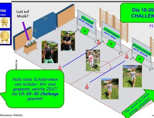 5. MGG Fitness Challenge