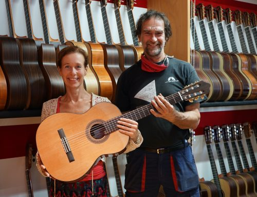 Zuwachs für die MGG-Instrumentenfamilie