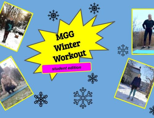 MGG Winter Workout – student edition