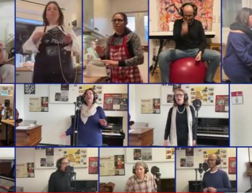 Das neue Video der Fachschaft Musik ist online – wer nimmt die Challenge an?