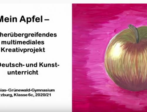 Mein Apfel – Ein Projekt der Klasse 6c