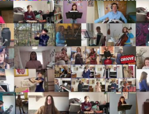 "Das Video zur 2. MGG-Musik-Challenge – ""BABAYE"""