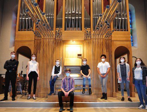 Organ youngsters – Orgelnachwuchs im Konzert