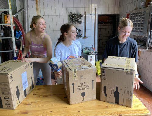 Hilfsaktion des Matthias-Grünewald-Gymnasiums für Hochwasseropfer