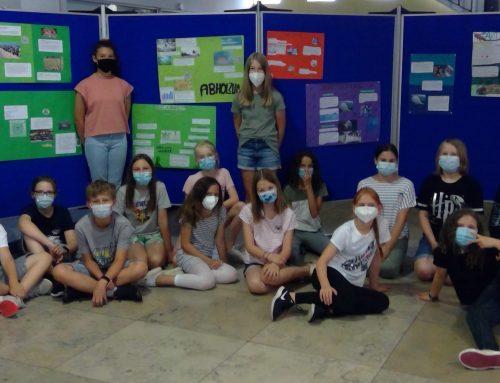 Umweltprojekt der Klasse 5b