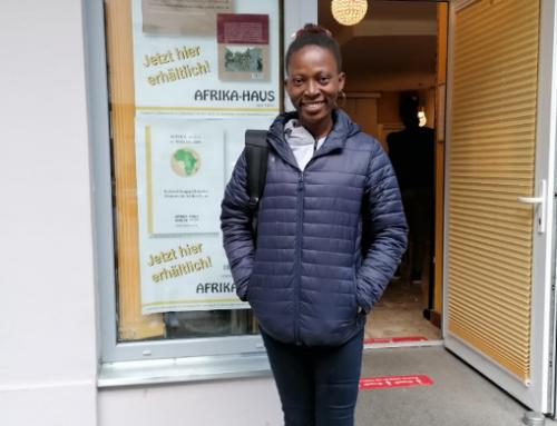 Désirée Zoro – Fremdsprachenassistentin für Französisch